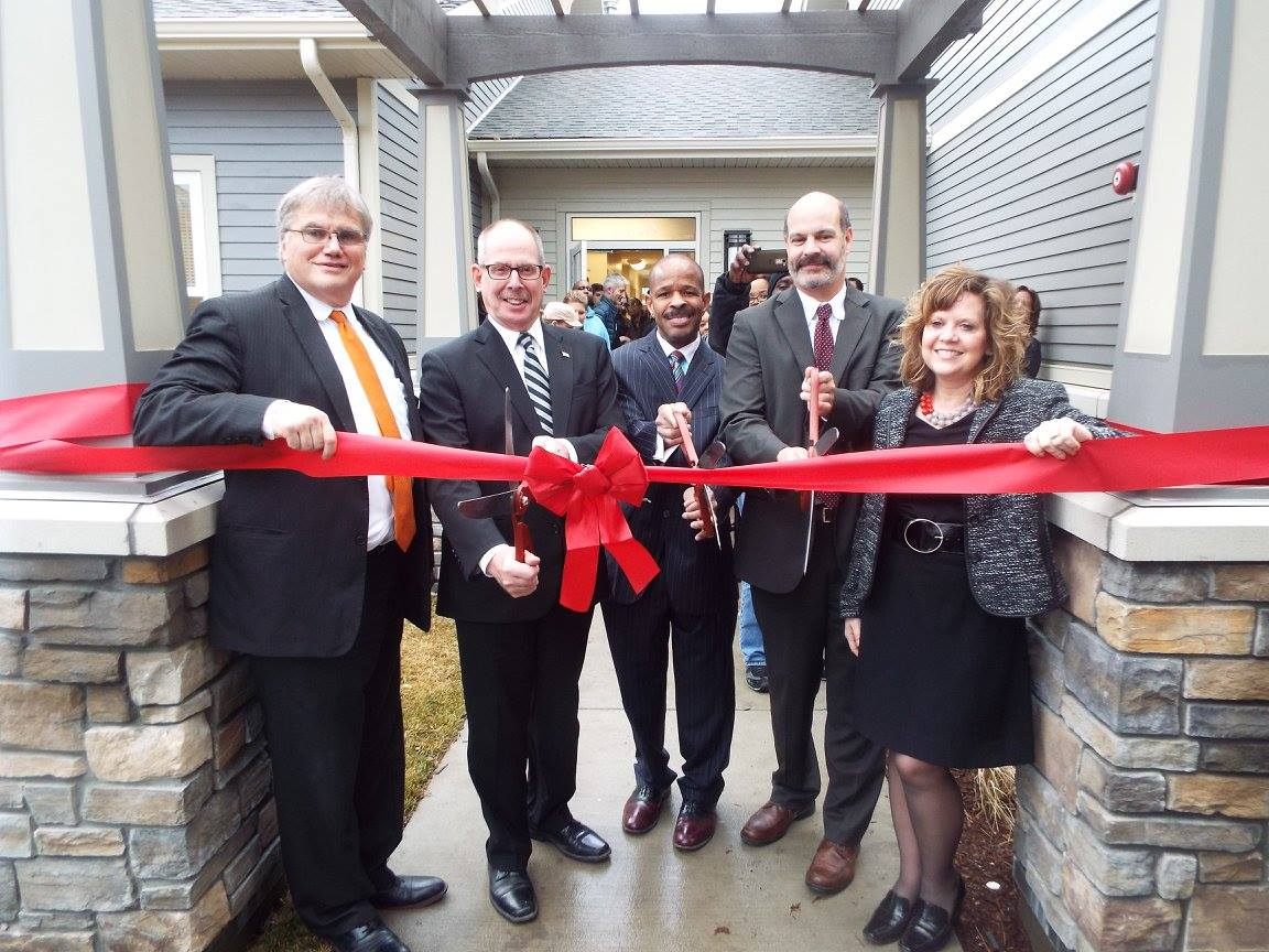 New Star – Leavitt Apartments, the First of Its Kind in Illinois