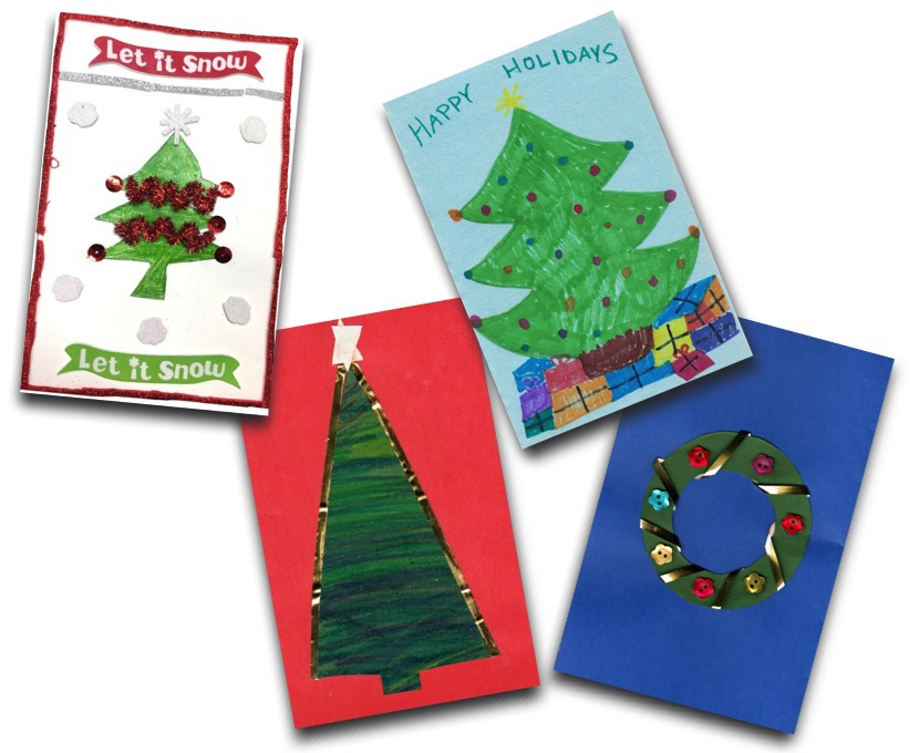 Holiday Greeting Cards – Assortment (Pack of 10)
